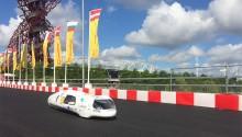 Nouveau record GNV pour Microjoule au Shell Eco Marathon 2016