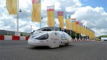 Le Microjoule inscrit un record GNV historique au Shell Eco-Marathon