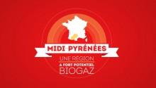 La région Midi-Pyrénées mise sur le biogaz