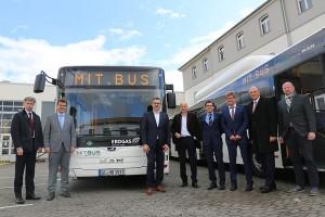 Allemagne : les bus de Giessen abandonnent le diesel au profit du biogaz