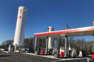 Primagaz ouvre la station GNV de Montbartier et étend son offre de services