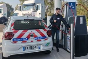 Saint-Nazaire : inauguration officielle pour la station de Montoir-de-Bretagne