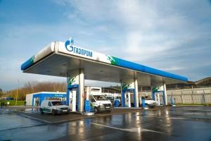 Inauguration de la plus grande station GNV d'Europe à Moscou
