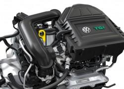 Volkswagen présente son nouveau moteur GNV 1.0 TGI