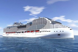 Total fournira en GNL les prochains navires de MSC Croisières
