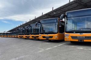 Italie : 15 nouveaux bus au gaz pour la ville de Parme