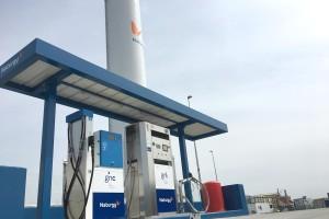Calvados : Naturgy ouvre la station GNLC de Carpiquet