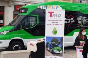 Une navette au biogaz pour le centre-ville de Mont-de-Marsan