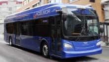 300 bus au gaz naturel pour Miami