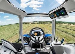 New Holland présente son tracteur GNV au Farm Progress Show