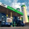 En Californie, le bilan carbone des poids-lourds GNV est négatif grâce au biogaz