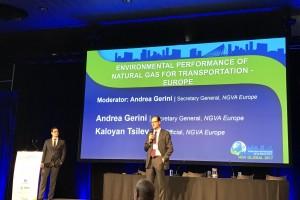 GNV : La filière mondiale se réunit à Rotterdam pour NGV Global 2017