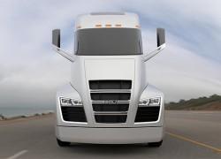 Nikola One : un camion hybride électrique - gaz naturel pour l'Amérique