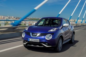 Le Nissan Juke arrive en version GPL