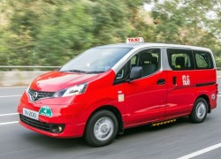 Nissan va fournir des taxis GPL à Hong-Kong
