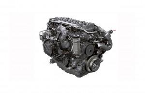Scania présente son nouveau moteur au gaz naturel