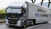 Le groupe Perrenot commande 250 Iveco Stralis GNL avec moteur 400 chevaux