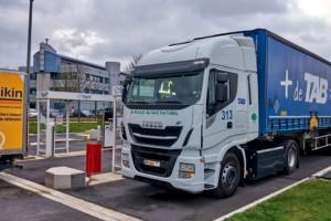 GNV en Ile-de-France : le projet Olympic Energy financé par la Commission européenne