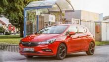 L'Opel Astra GNV en première mondiale au Salon de Francfort