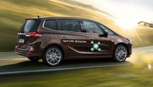 L'Opel Zafira Tourer GNV de nouveau distingué en Allemagne