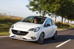 Opel pr�sente la nouvelle Corsa GPL