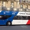 A Paris, GNVERT ravitaille les bus touristiques au gaz naturel d'Open Tour