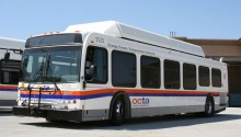USA - New Flyer va livrer 212 nouveaux bus GNV au comté d'Orange
