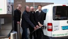 Pays-Bas - OrangeGas ouvre sa première station biogaz dans la province d'Overijssel
