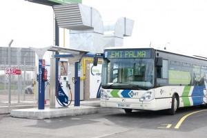 Espagne : des bus au gaz naturel pour Palma