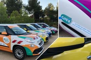 Parlons Gaz : GRTGaz sur les routes de France en voitures GNV