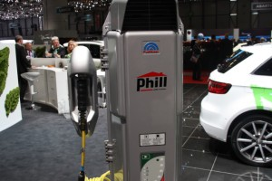 Phill - La mini-station GNV � installer � domicile