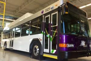 USA : la ville de Phoenix passe commande de 120 bus GNV