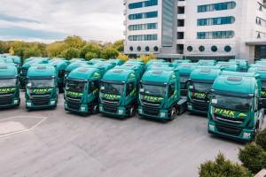 En Bulgarie, PIMK élargit sa flotte de poids lourds au gaz naturel