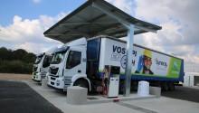 PPE : Objectif 3 % de poids-lourds GNV en France d'ici 2023