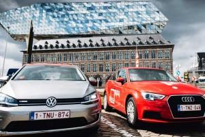 A Bruxelles, Poppy lance ses voitures au gaz en autopartage