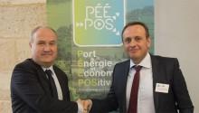 Le Port Maritime de Bordeaux s'engage en faveur du GNL avec Engie