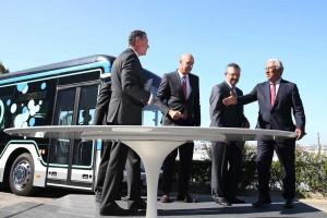 Portugal : 170 bus au gaz naturel pour Porto