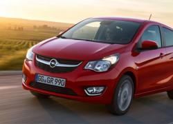 Prix Auto Maaf Environnement : l'Opel Karl GPL récompensée
