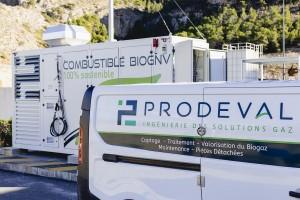 Prodeval, valeur montante du GNV en France et à l'international