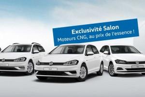 Belgique : Volkswagen propose le GNV au prix de l'essence