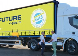 AAP GNV : Prorividis remettra les premiers chèques aux transporteurs le 3 octobre