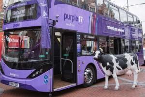 Angleterre : Reading Bus finalise la réception de ses 17 bus au biogaz