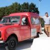 Il convertit une Renault 4 au biogaz pour 5 000 euros