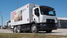 Renault Trucks présentera son offre GNV au salon SITL