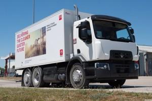Renault Trucks pr�sentera son offre GNV au salon SITL