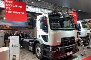 Renault Trucks : un porteur GNC avec 800 km d'autonomie développé avec le CRMT