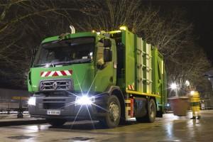 Renault Trucks D Wide CNG � Un nouveau camion GNV avec moteur Euro 6