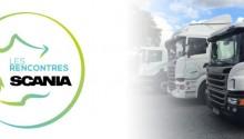 Scania lance un nouveau tour de France pour promouvoir ses solutions GNV