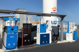 Espagne : Repsol et Nortegas créent un réseau de stations-service GNV