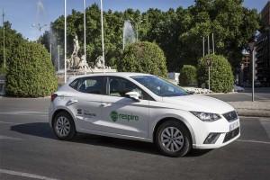 Espagne : Seat lance le premier service d'autopartage GNV